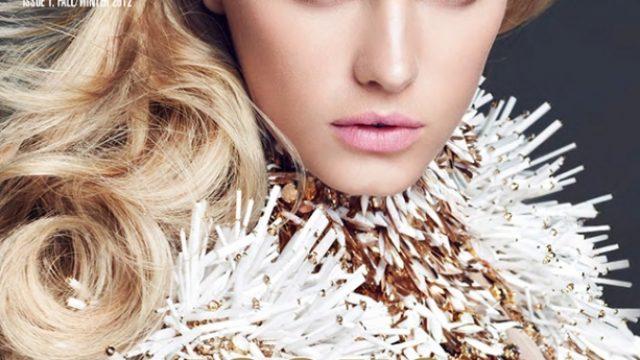 Supermodel Sigrid Agren
