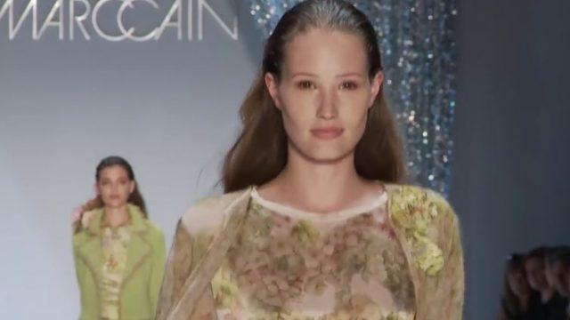 Marc Cain FASHION SHOW Spring/Summer 2015 @ Fashion Week Berlin